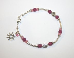 Bracelet of the month beadhivebeads supplies inspiration.